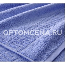 Махровое полотенце Туркменистан 50х90 светло фиолетовое 400 гр/м2