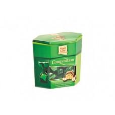 Конфеты шоколадные ALPEN GOLD Composition с фундуком, 165г, 1 коробка