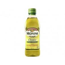 Оливковое масло MONINI extra virgin, 0,5л, 1 штука