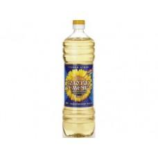 Подсолнечное масло ЗОЛОТАЯ СЕМЕЧКА, 1л, 1 штука