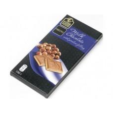 Шоколад FINE FOOD FINESTRO молочный с пралине, 150г, 1 штука