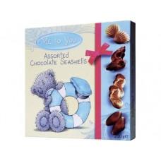 Конфеты ME TO YOU Шоколадные ракушки ассорти, 200г, 1 штука