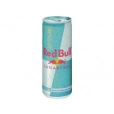 Энергетик RED BULL без сахара, 0,25л, 1 штука