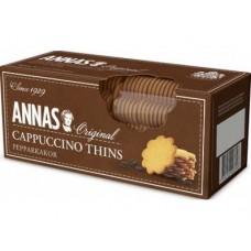 Печенье ANNA'S Тонкое Капучино, 150г, 1 штука