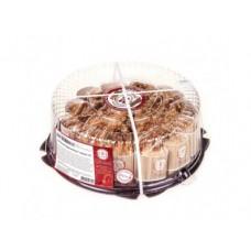 Торт МЕТРОПОЛЬ медово-сметанный, 1000г, 1 штука