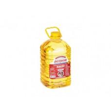 Подсолнечное масло АСТОН высокоолеиновое, 5 л, 1 штука