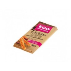 Шоколад ECO Botanica со злаками, 90г, 1 штука