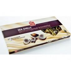Конфеты шоколадные ракушки FINE LIFE, 500г, 1 штука