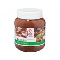 Орехово-шоколадная паста FINE FOOD, 400г, 1 штука