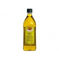 Оливковое масло ACORSA пэт 100%, 1л, 3 штуки