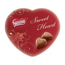 Конфеты NESTLE Нежное сердце, 100г, 1 коробка
