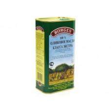Оливковое масло BORGES Extra Vergin Испания, 1л, 12 штук
