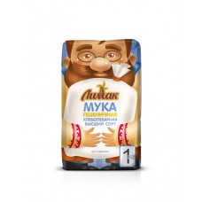 Мука пшеничная ЛИМАК х/п в/с в пакетах 5 кг
