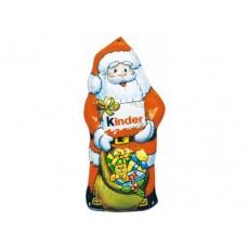 Фигурный шоколад KINDER Дед Мороз, 80г, 1 штука