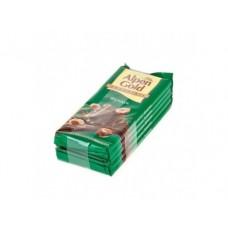 Шоколад ALPEN GOLD молочный с фундуком, 90г, 5 штук