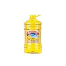 Масло подcолнечное АННИНСКОЕ, рафинированное, дезодорированное, 1 сорт, 5л, 1 штука