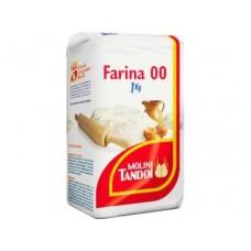 Пшеничная мука для пиццы FARINA, 1кг, 1 штука