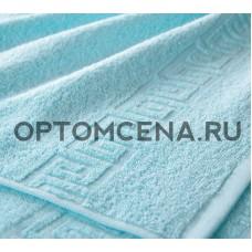 Махровое полотенце Туркменистан 50х90 светло голубое 400 гр/м2
