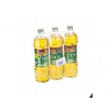 Масло IDEAL микс подсолнечное/оливковое, 1л, 3 штуки