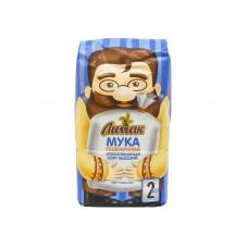Мука пшеничная ЛИМАК х/п в/с в пакетах 1 кг
