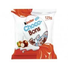 Конфеты KINDER Choco-Bons, 125г, 1 штука