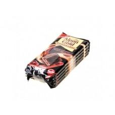 Шоколад ALPEN GOLD темный с вишней и миндалем, 90г, 5 штук
