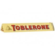 Молочный шоколад TOBLERONE, 100г, 1 штука