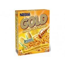 Готовые завтраки NESTLE хлопья с медом,300г, 2 коробки