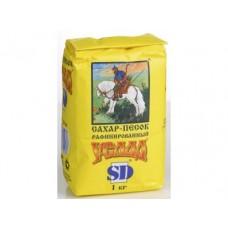 Сахар-песок УСЛАДА (ГОСТ22), 1кг, 1 упаковка