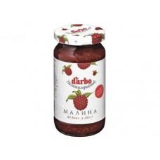 Конфитюр D`ARBO малина низкокалорийный, 220г, 1 штука