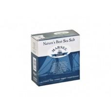 Соль морская крупная йодированная MARSEL, 1кг, 1 штука