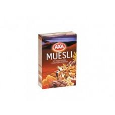 Мюсли АХА с шоколадом и орехами, 375г, 1 штука