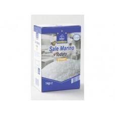 Соль морская йодированная крупная HORECA SELECТ, 1кг, 1 штука