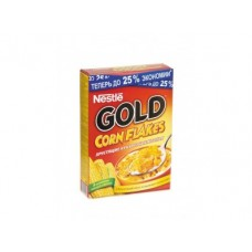 Готовые завтраки хлопья GOLD FLAKES NESTLE,330г, 1 штука