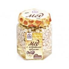 Мед с кедровыми орехами FINE FOOD, 225г, 1 штука