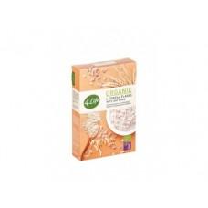 Органические хлопья 4LIFE 4-х зерновые с отрубями, 400г, 1 штука