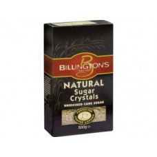 Сахар dark muscovado BILLINGTON`S, 500г, 1 штука