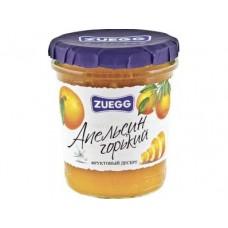 Конфитюр ZUEGG Апельсин горький, 330г, 1 штука