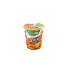 Кукуруза ЧАСАР с сыром сладкая, 200г, 1 упаковка