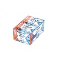 Жевательная резинка DIROL х-fresh ледяная мята,18г, 12 упаковок
