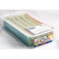Жевательные конфеты HARIBO сливочно-клубничные трубочки, 75х22г, 1 упаковка