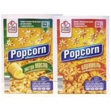 Попкорн карамельный FINE FOOD, 3х85г, 1 упаковка