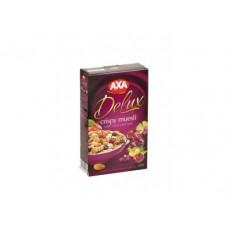 Мюсли фруктово-ореховые DE LUX АХА, 300г, 1 штука