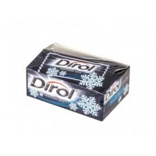 Жевательная резинка DIROL морозная мята, 272г, 1 упаковка