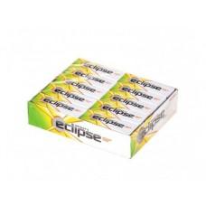 Жевательная резинка ECLIPSE апельсин/лимон, 13,6г*30, 30 штук