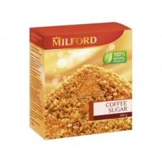 Сахар коричневый кофейный MILFORD, 300г, 1 штука