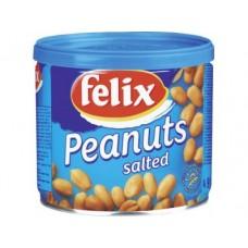 Жареный арахис FELIX соленый, 120г, 1 штука