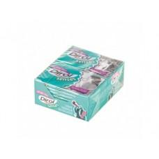 Жевательная резинка DIROL Senses Мятный твист, 13,5г, 16 штук