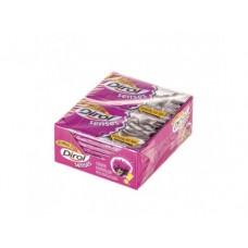 Жевательная резинка DIROL Senses Безумные ягоды, 13,5г, 16 штук