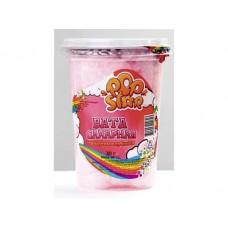 Вата сахарная POPSTAR со вкусом клубники, 30г, 1 штука